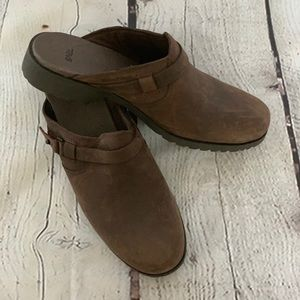 Teva Brown Delavina Mule